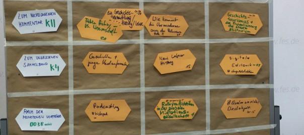 Der fachfremde Twitterfreund. #histocamp-Feedbacksession