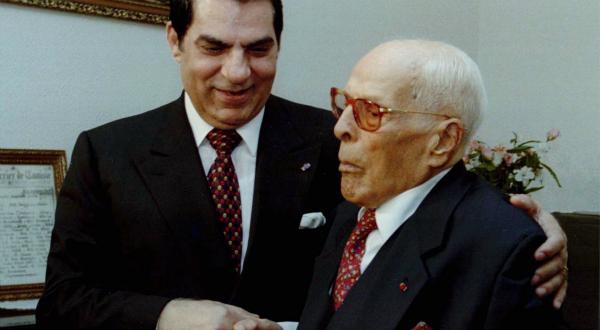 account of the history of tunisia under habib bourguiba and zine el abidine ben ali