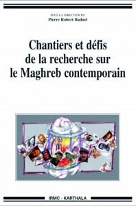 Chantier et défis de la recherche PRB 2008