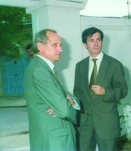 Inauguration Michel Camau