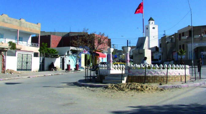 Contre bande algérie-tunisie