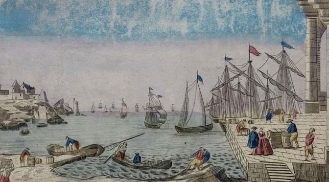 Réseaux négociants et réseaux maritimes : apports et biais des nouvelles approches pour l'histoire du commerce à l'époque moderne