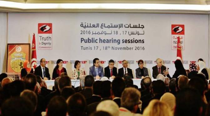 Pratiquer le justice transitionnelle : le cas de la tunisie en 2016