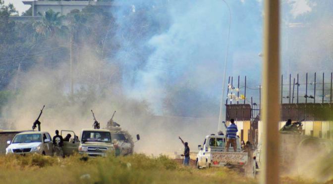 Dynamiques et enjeux régionaux du conflit libyen depuis 2014