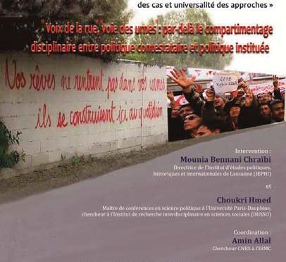 « Voix de la rue, voix des urnes » : par delà le compartimentage disciplinaire entre politique contestataire et politique instituée