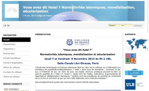 site halal conf