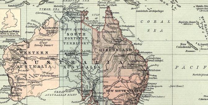 LGO39C1 : TD1 – Terra nullius, droit foncier, et legs colonial