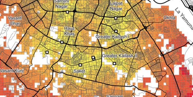Les services hospitaliers à Delhi : planification, privatisation et gouvernance urbaine