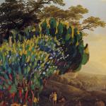 Scherz-Expressionismus-Impressionismus