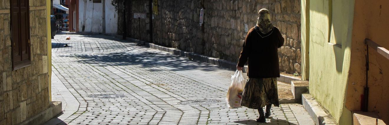 Être une travailleuse domestique à Istanbul