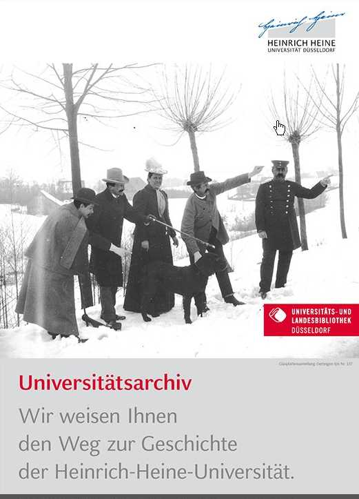 Universitätsarchiv Düsseldorf