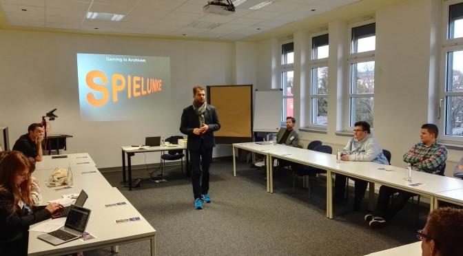 Update (Podcast u. Folien): Christoph Deeg, Archive und Gaming (Workshop): Offene Archive 2.2 – Rückblick (1)