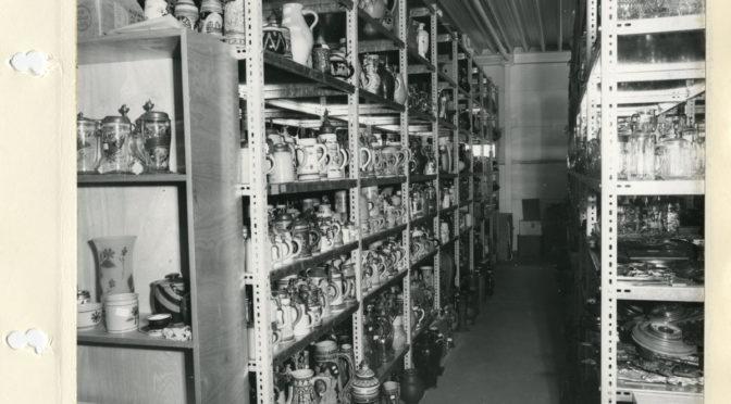 Auf der Suche nach Kulturgutverlusten. Ein Spezialinventar zu den Stasi-Unterlagen (Vorschau Offene Archive 2019, 18, ArchivCamp)