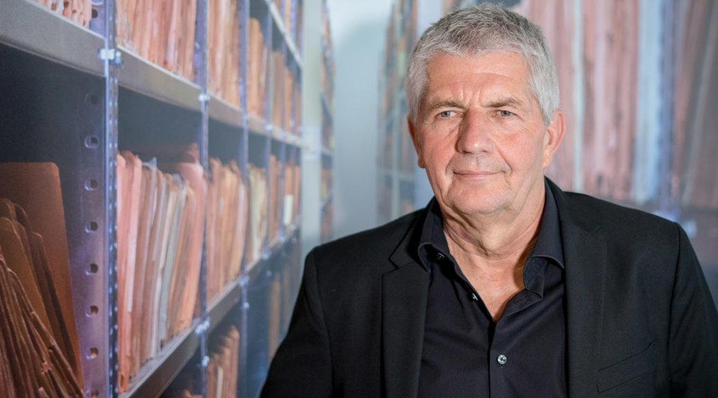 Roland Jahn (BStU / Mulders)