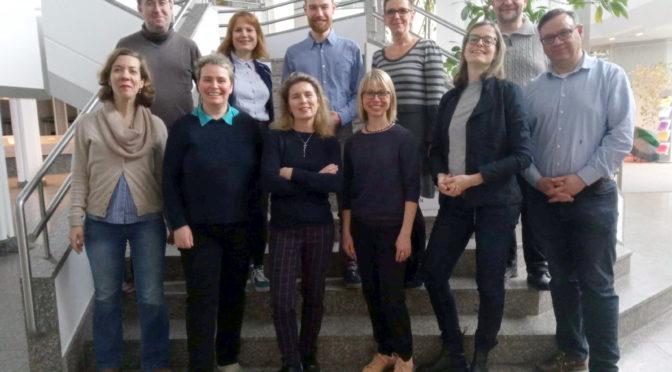"AK ""Offene Archive"" traf sich in Koblenz"