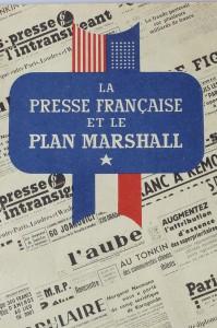 « Aide américaine à la France » détail du sup. hs n°XXI 1949. Fonds J. Durand ARC 3024 IHTP