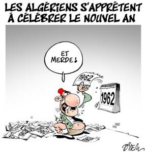 Ali Dilem, Liberté, Decembre 2012