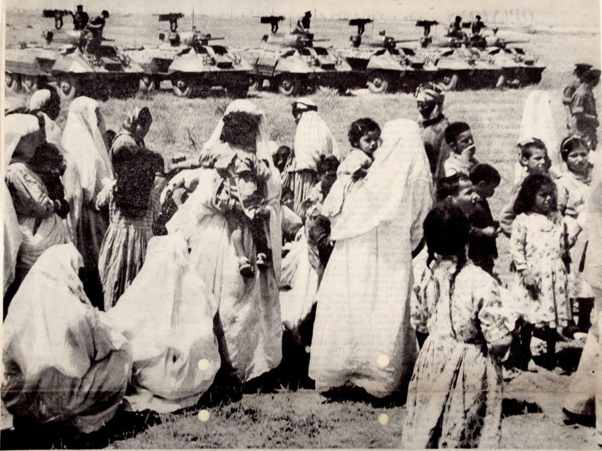1962. Le retour des réfugiés