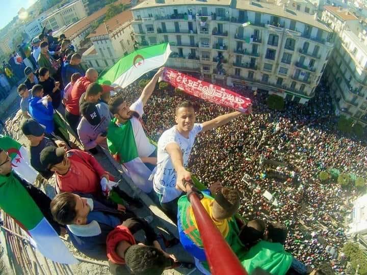 Faire peuple à Alger