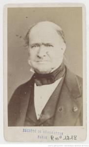 Élie de Beaumont, Léonce (1798-1874), Truchelut & Valkman (Paris). Photographe, source gallica.bnf.fr