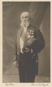 Alfred Grandidier, photographie d'Eugène Pirou, © Muséum national d'histoire naturelle, Direction des bibliothèques et de la documentation