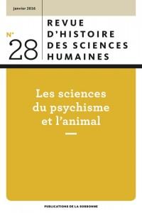 Revue d'histoire des sciences humaines, 27-2015