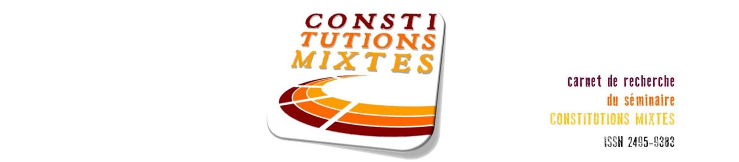 CONSTITUTIONS MIXTES - ΣΥΝ