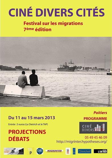 CinéDiversCité 2013