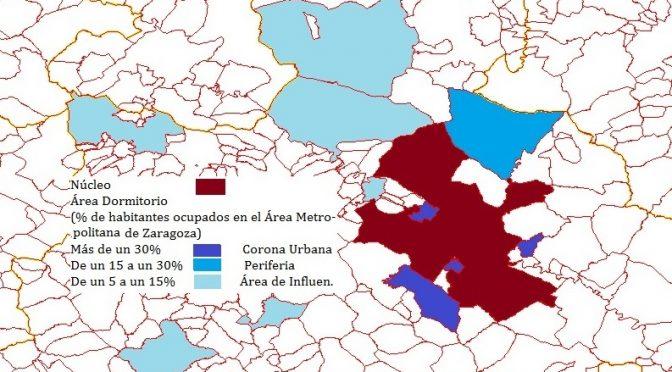 <strong>Zaragoza y su área metropolitana</strong>