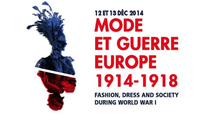 «Souvenirs, souvenirs…6 mois après le colloque «Mode, vêtement et société en Europe durant la Première Guerre mondiale»