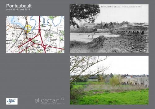 Sources : Archives Départementales de la Manche et Baptiste Roulet (2013)