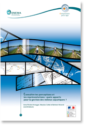 Parution de l'ouvrage «Connaître les perceptions et représentations : quels apports pour la gestion des milieux aquatiques» (Onema, collection Comprendre pour agir)