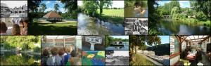 Mise en ligne d'un site web dédié aux travaux sociogéographiques menés sur la vallée de la Sélune