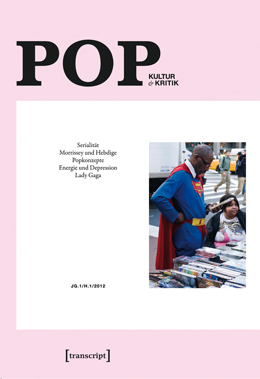 Pop. Kultur und Kritik (Cover)