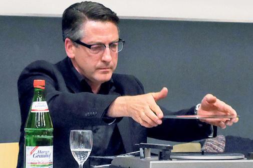 Bodo Mrozek. Foto: Michael Schäfer/Göttinger Tageblatt