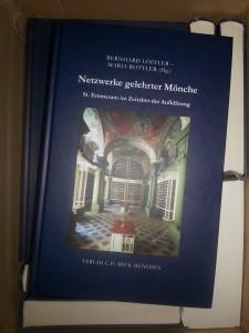 Netzwerke gelehrter Mönche. St. Emmeram im Zeitalter der Aufklärung
