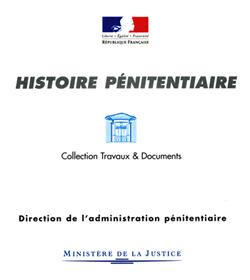 Histoire pénitentiaire