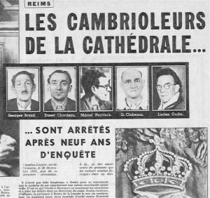 Détective, 1955.