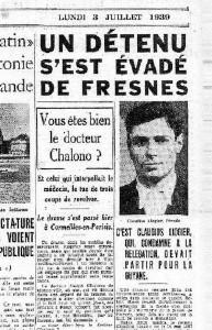 Le Matin 1939