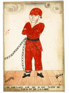Collection Philippe Zoummeroff/Bibliothèque Criminocorpus