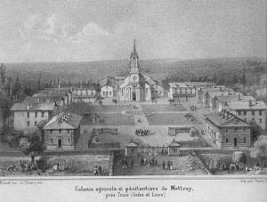 Colonie pénitentiaire de Mettray