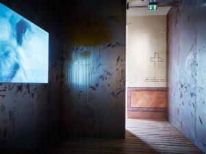 Parcours d'exposition dédié au bagne, années 2010, David Foessel.