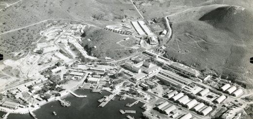 Photo aÇrienne Nouville 1944 coll NARA DCPS