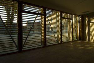 Extension contemporaine vue de l'intérieur © Benoît Pelletier – Diabolus.