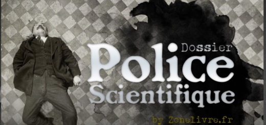 Police scientifique image