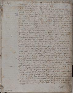 La Boétie, La servitude volontaire, (copie XVIIe siècle).