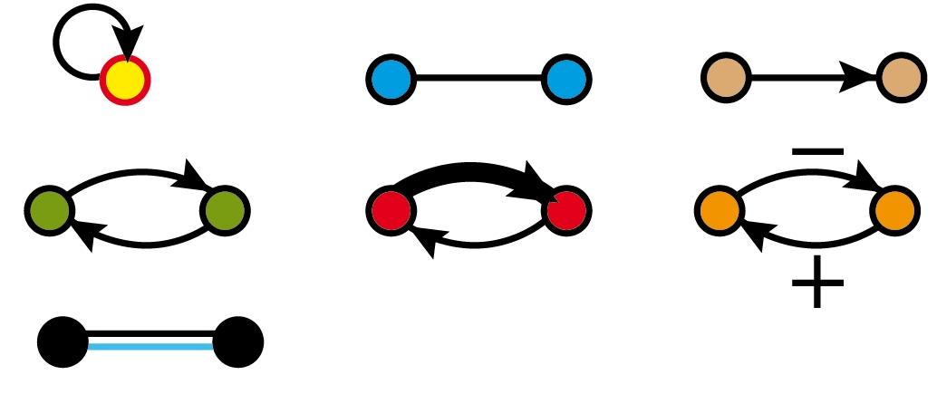 Types de liens