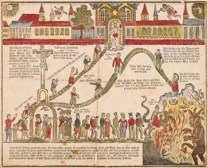 Vetas políticas del profetismo moderno y contemporáneo