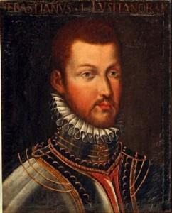 ¿Un Don Sebastián retratado en 1585?