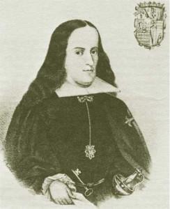 Retrato de don Francisco Fernández de la Cueva Enríquez, segundo duque de Alburquerque